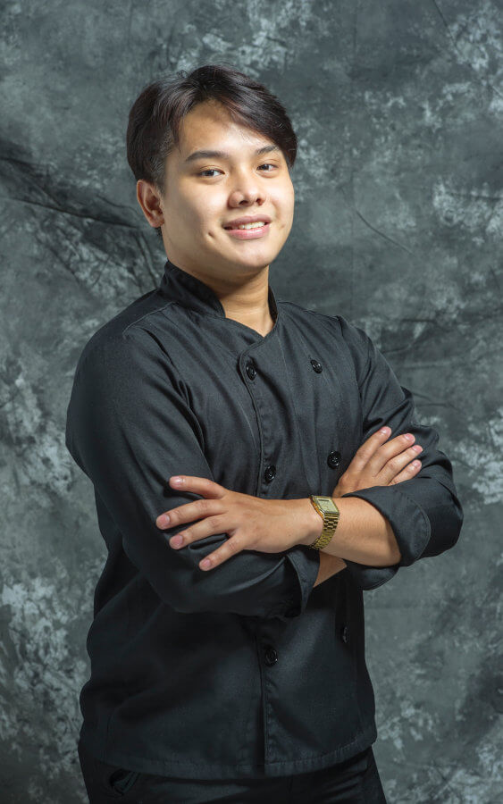 Richard Grajo - Kitchen Assistant