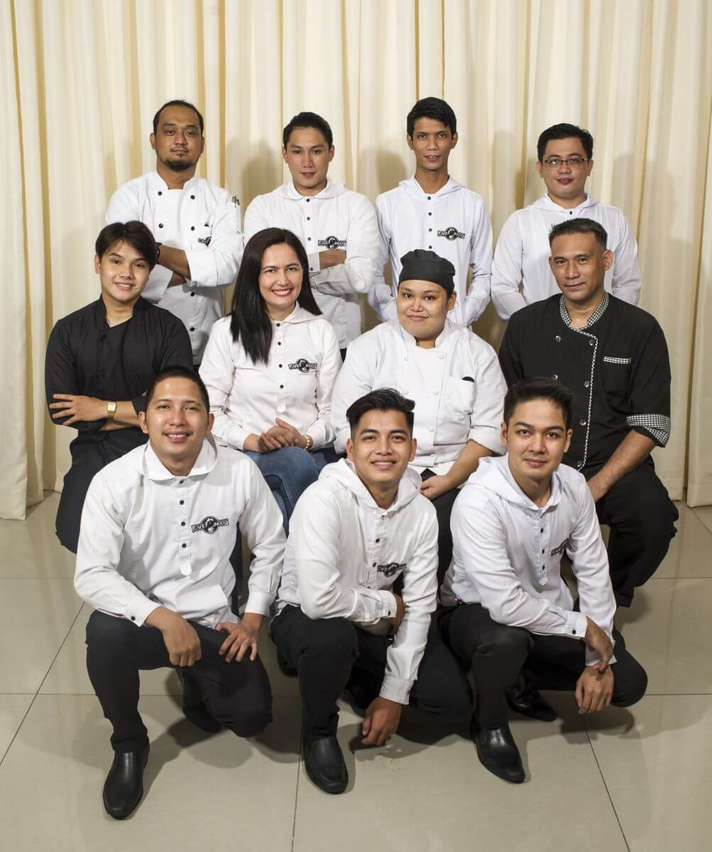 Cafe Inggo 1587 Staff