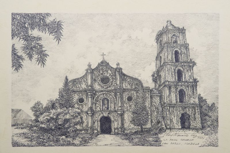 St. Paul Church - San Pablo, Isabela