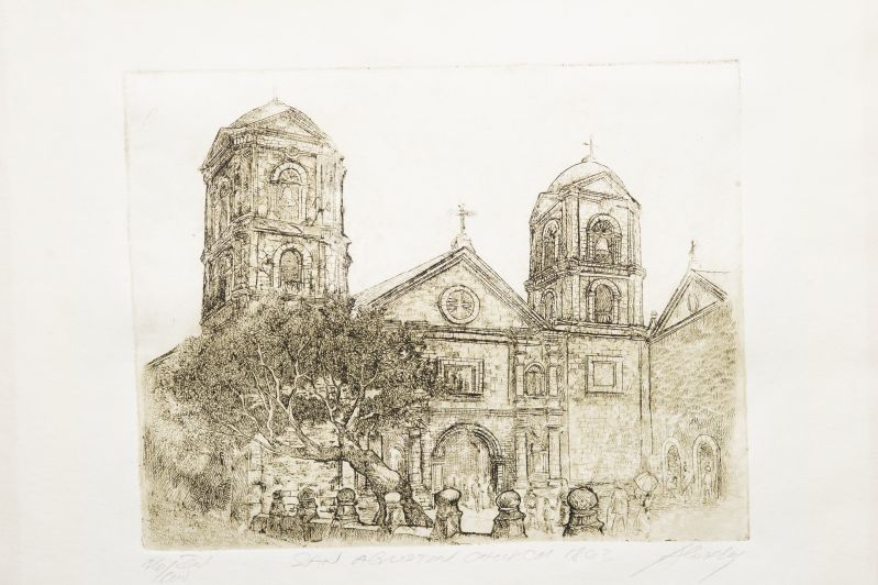 Archdiocesan Shrine of Our Lady of Consolation (San Agustin Church) – Intramuros, City of Manila