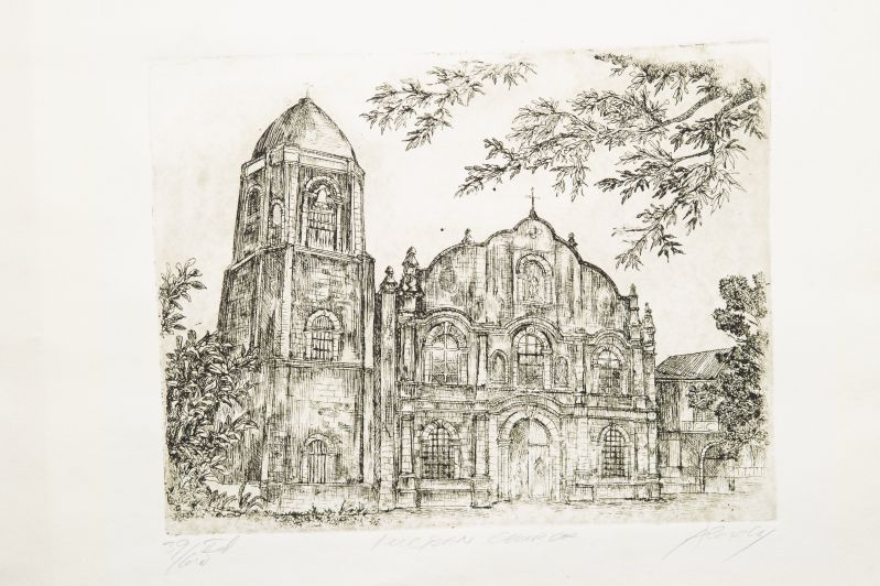 San Luis Obispo de Tolosa Parish Church (Lucban Church) – Lucban, Quezon