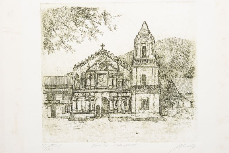 St. James the Apostle Parish Church – Paete, Laguna