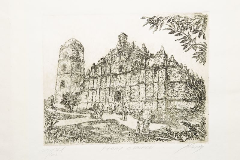 St. Augustine Church - Paoay, Ilocos Norte