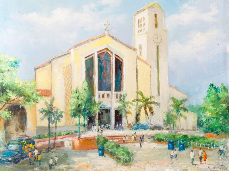 National Shrine of Our Lady of the Holy Rosary of La Naval de Manila (Santo Domingo Church - New) - Quezon City