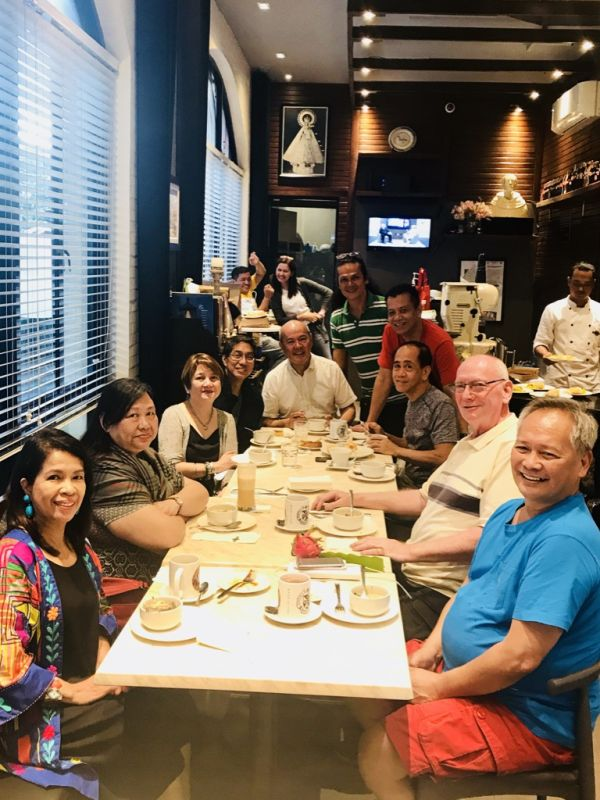 CwG Family August 2018 meeting